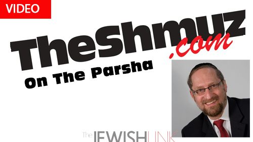 Shmuz-on-the-Parsha