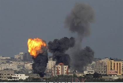 IAF Launches Airstrikes on Terror Targets in Gaza