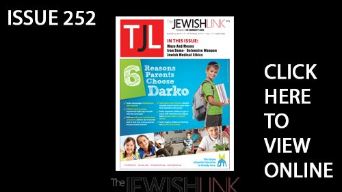 The Jewish Link #252 August -Health Edition