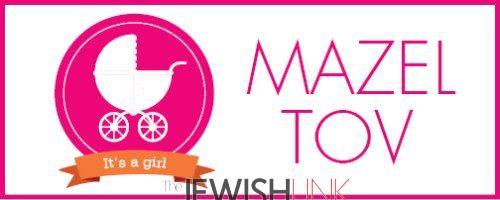 mazel tovs for web girl