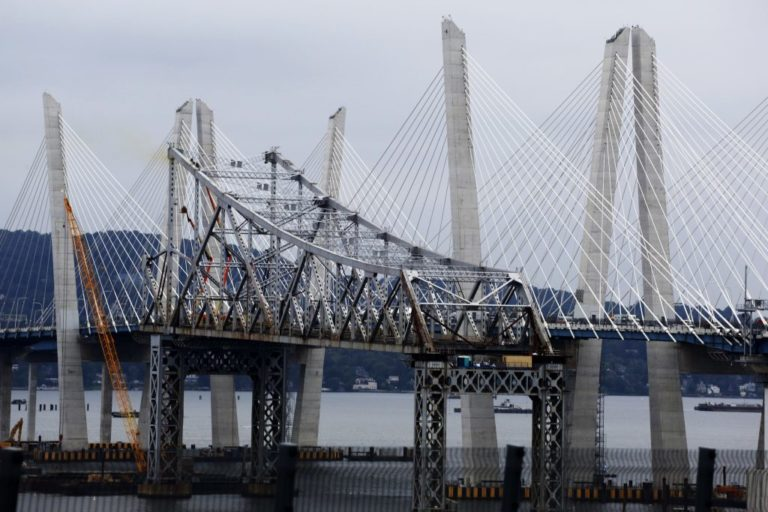 Old Tappan Zee Bridge will be demolished with explosives