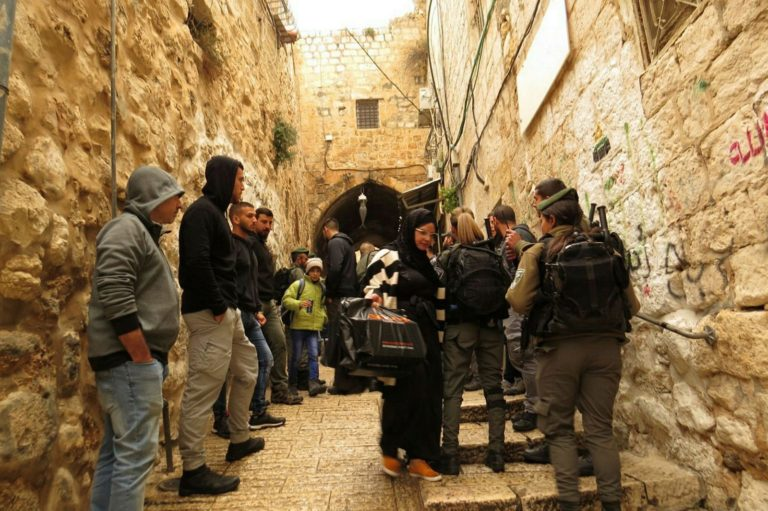 2 Israeli Families Attacked after Entering New Home in Old City