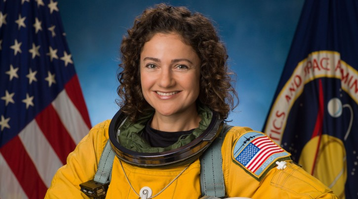 Houston – Swedish-Israeli NASA Astronaut Jessica Meir Gets Ready For Her First Trip Into Space