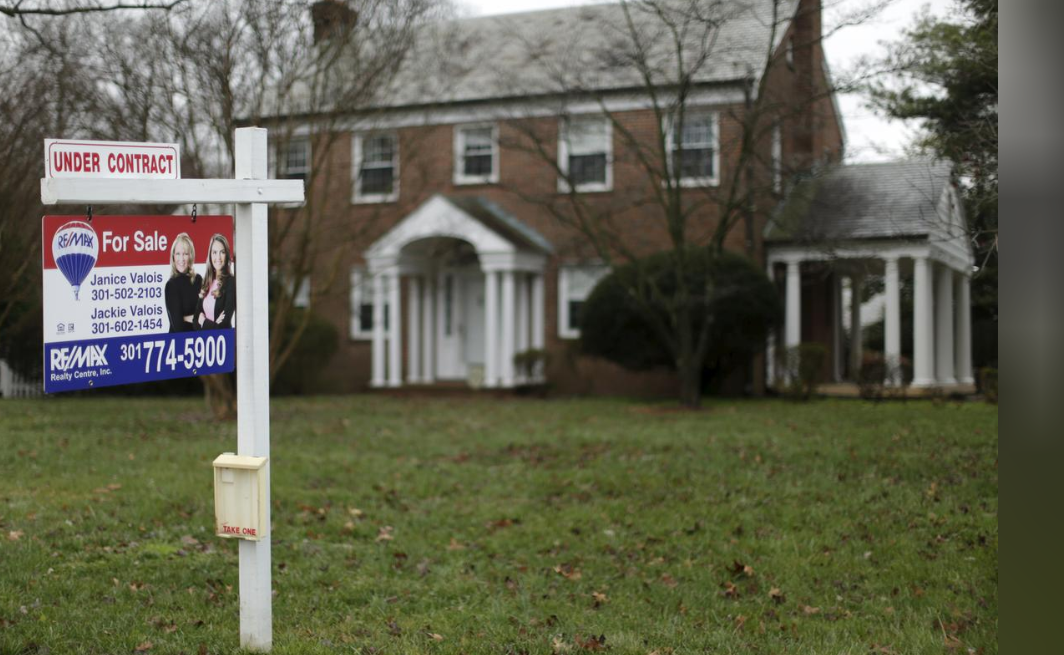 U S  existing home sales rise, boosted by lower rates - The Jewish Link