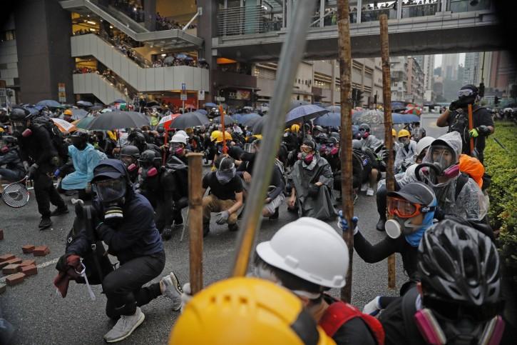 Hong Kong – Hong Kong Leader Open To Dialogue But Won't Budge On Demands