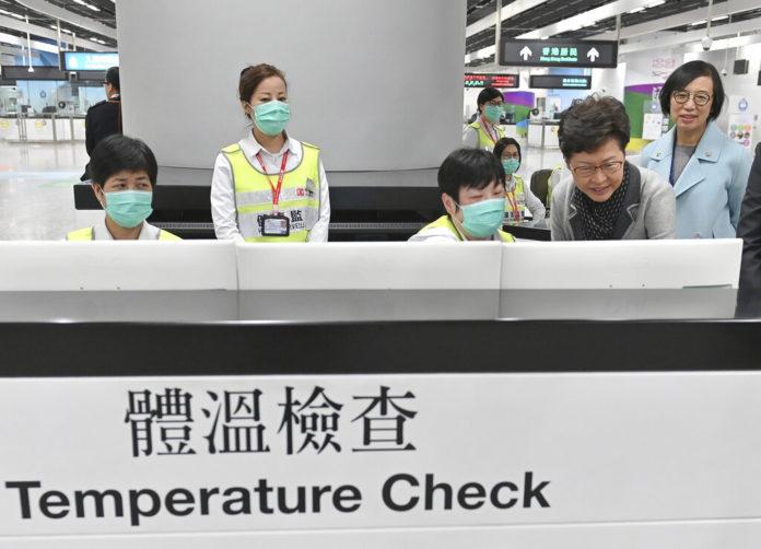 Hong Kong Steps Up Response To Mystery Disease From China