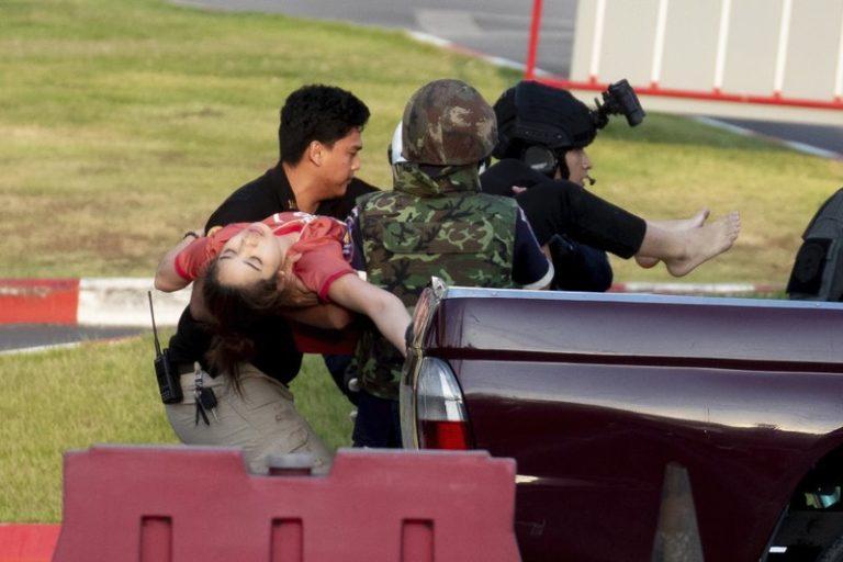 Soldier kills 26 in bloodiest mass shooting in Thailand